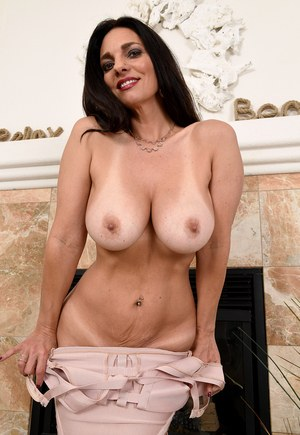 Perfect mature tits